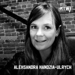 Producent wykonawczy - Aleksandra Kandzia - Ulrych