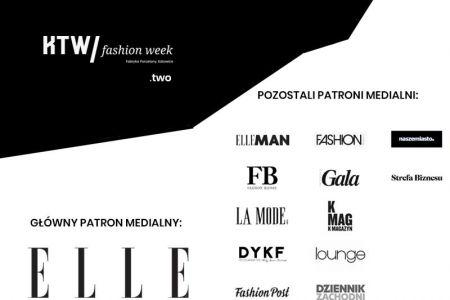 Patroni medialni drugiej edycji KTW Fashion Week wybrani!!